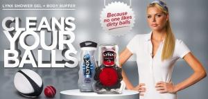 Lynx Advertisement Analysis Campaign Clean Your Balls S Wakib Ullah